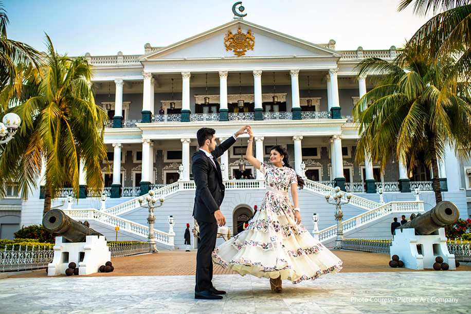 Hyderabad – The Royal Wedding